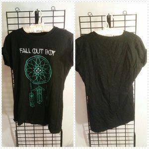 Tops - Fall Out Boy Tshirt